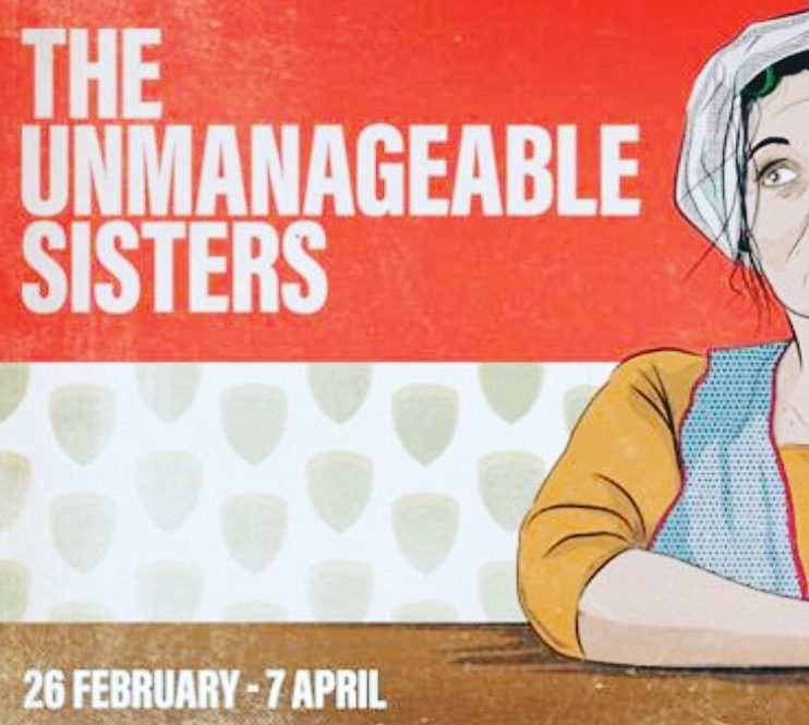 The Unmanageable Sisters, Abbey Theatre